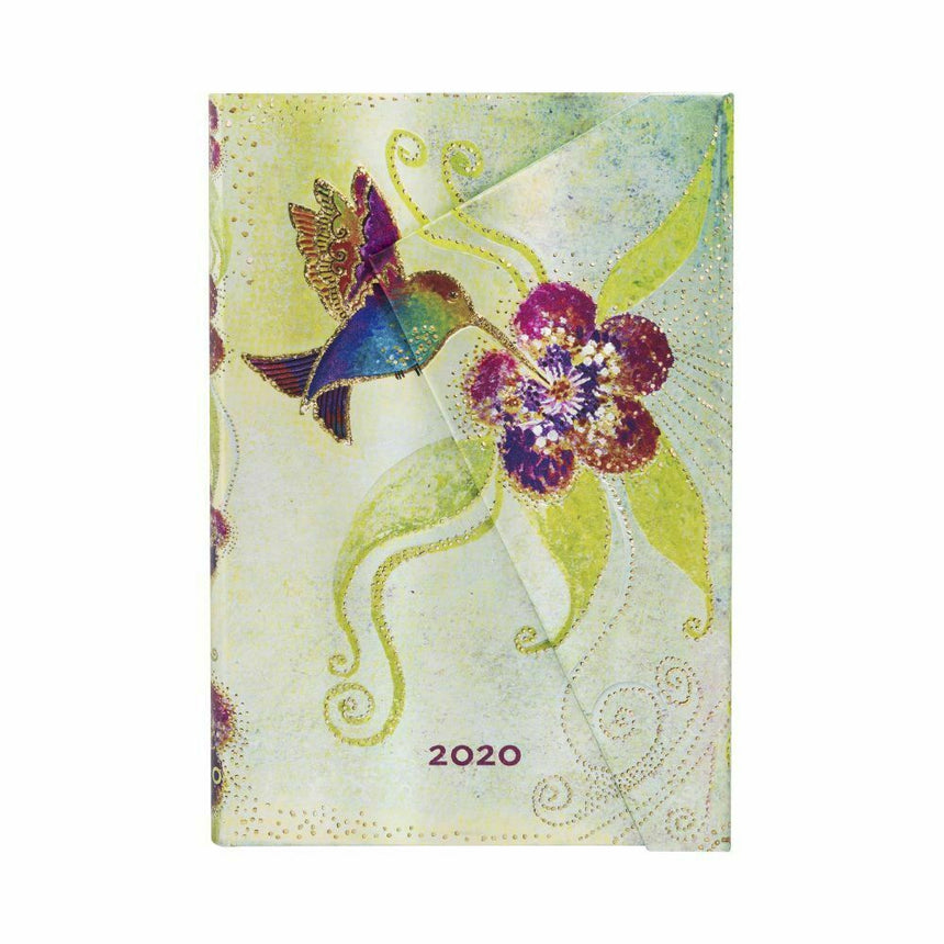 2019-2020 Hummingbird Week-at-a-Time Planner