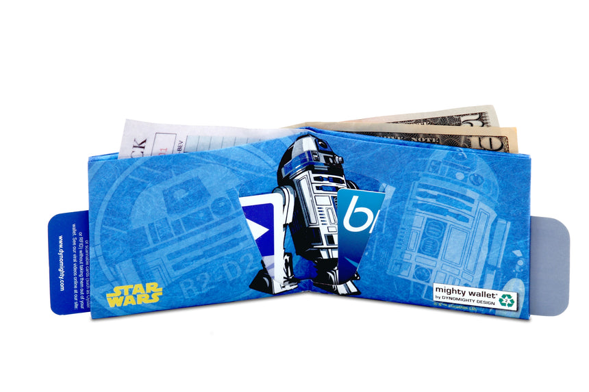 R2-D2 Mighty Wallet