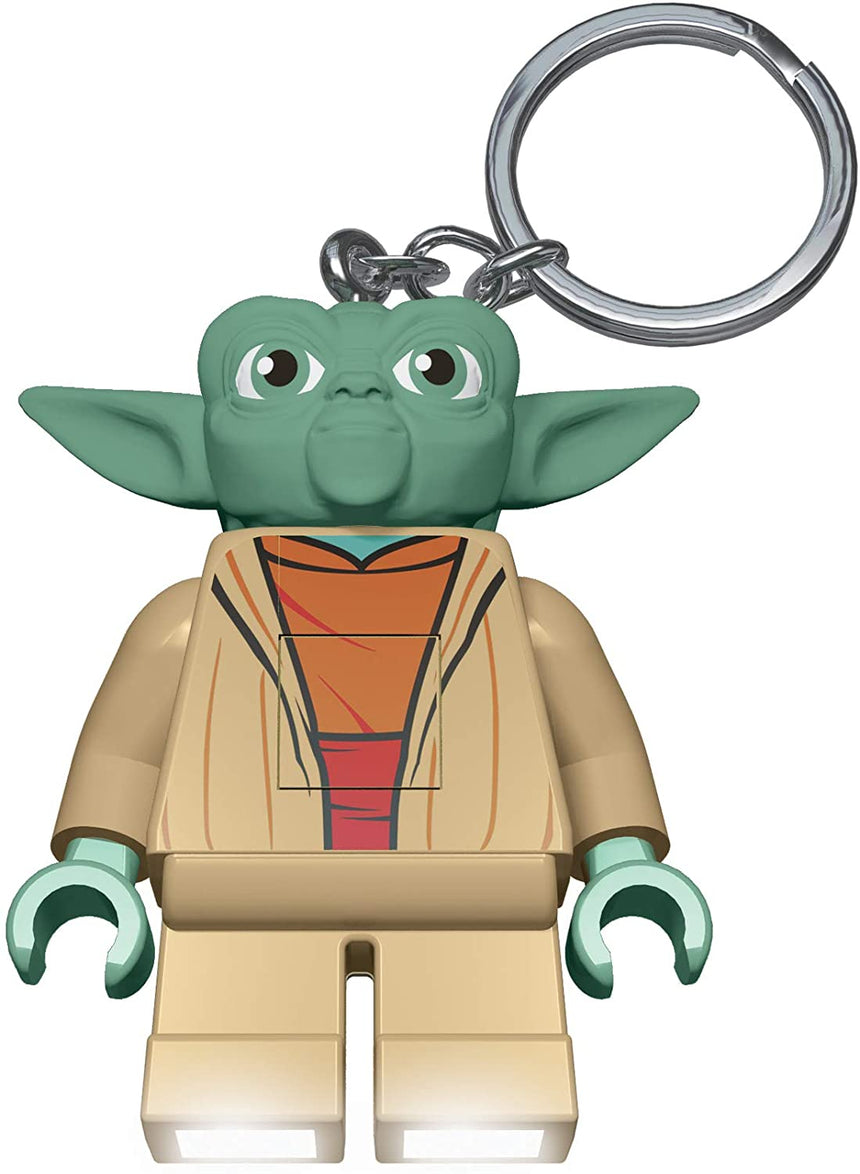 Lego Yoda Key Light