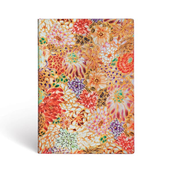2020 Michiko Miniatures Kikka Midi Journal