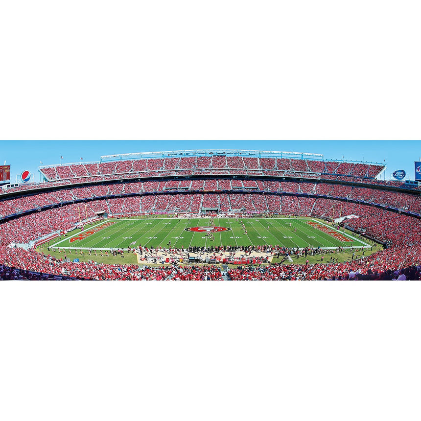 San Francisco 49ers 1000pc. Puzzle