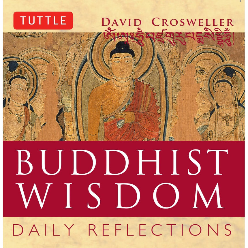 Buddhist Wisdom Book