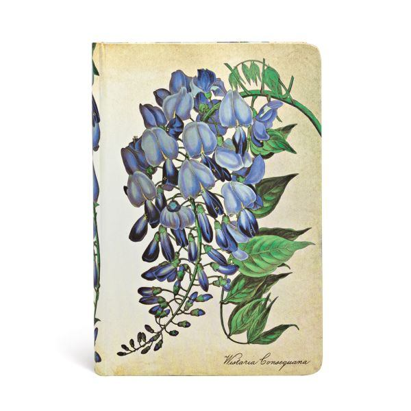 Blooming Wisteria Mini Journal