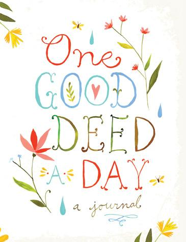 Good Deed Day Journal