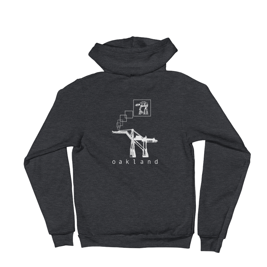 Classic AT-AT Unisex Zip Hoodie