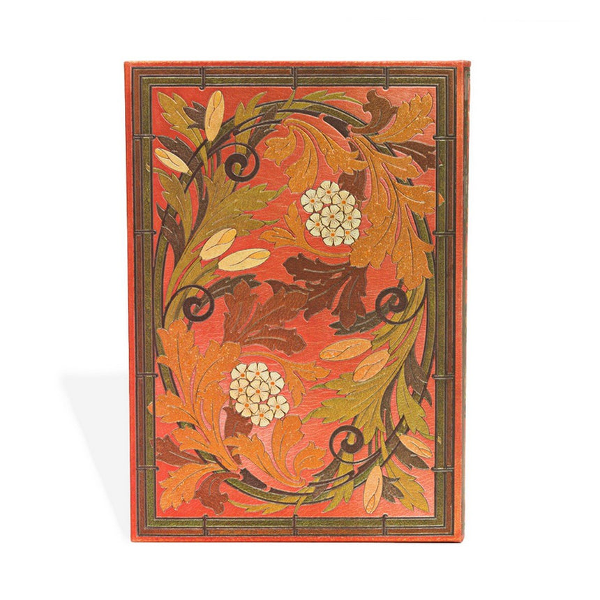 Allegro Mini (Autumn Symphony) Lined Notebook