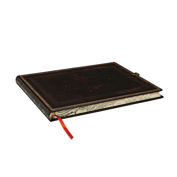 Black Moroccan Guest Book
