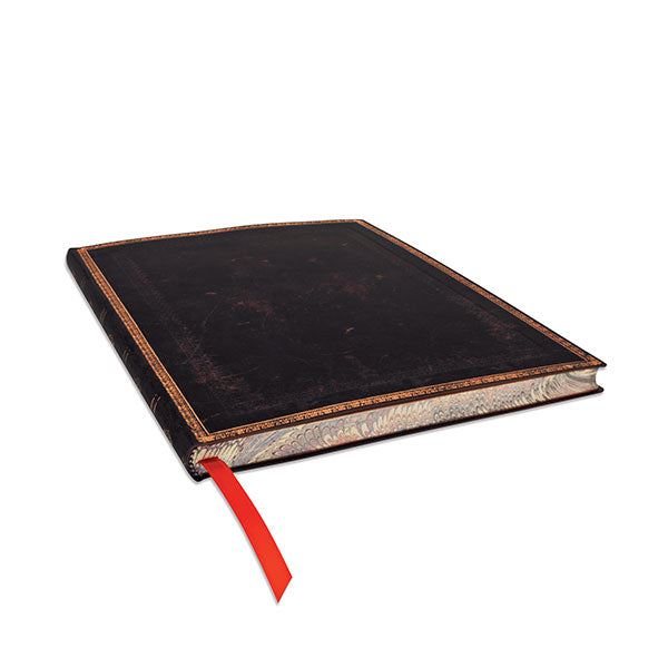 Black Moroccan Ultra Journal Lined