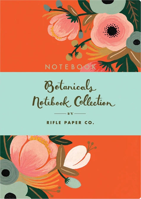 Botanicals Notebooks Collection