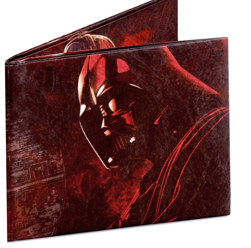 Darth Vader Contemplating Mighty Wallet