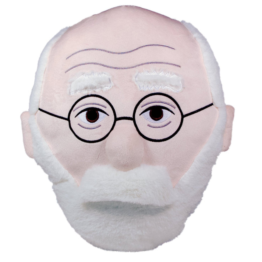 Freud Stuffed Portrait
