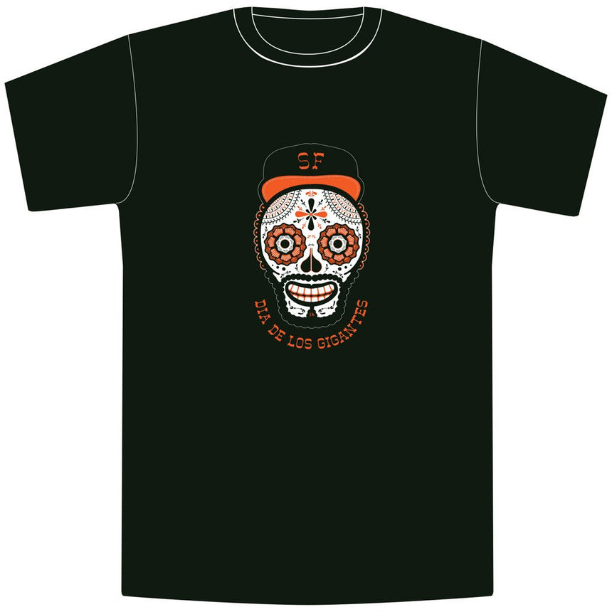 Gigantes Unisex Tee in Black (XL)