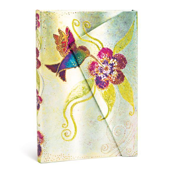 Hummingbird Mini Wrap Journal