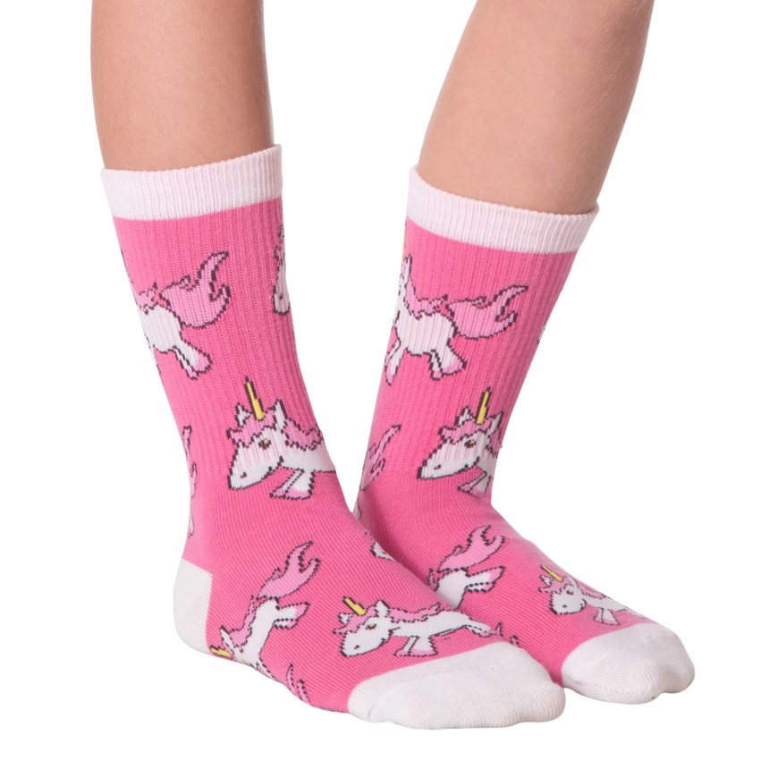 Kid's Unicorn Pink