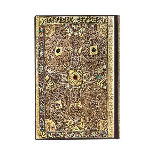 Lindau Gospels Journal Mini Journal