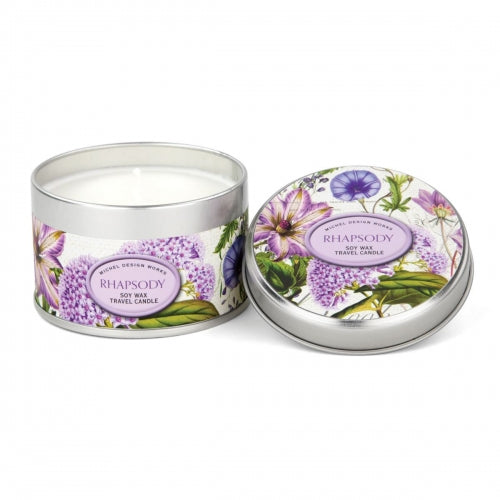 Rhapsody Travel Candle