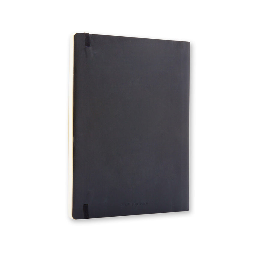 "Moleskine Classic Plain Notebook Hard Cover Black Pocket (3.5"" x 5.5"")"