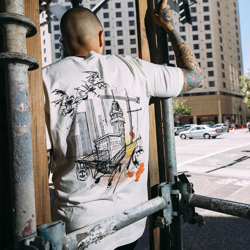 Oaklandish Fear and Loathing Tee