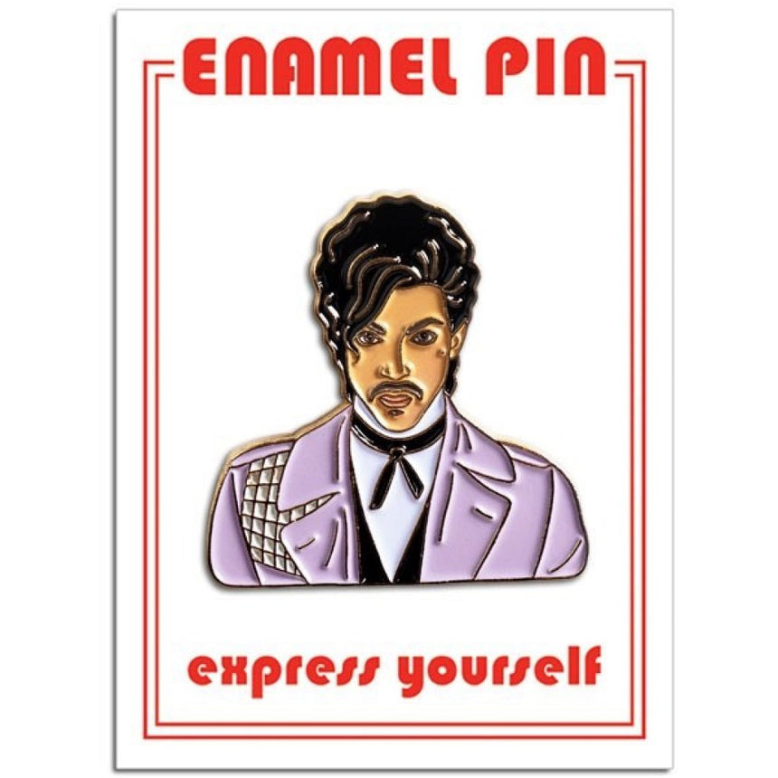The Found Prince Jacket Pin