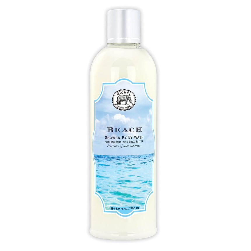 Beach Shower Body Wash