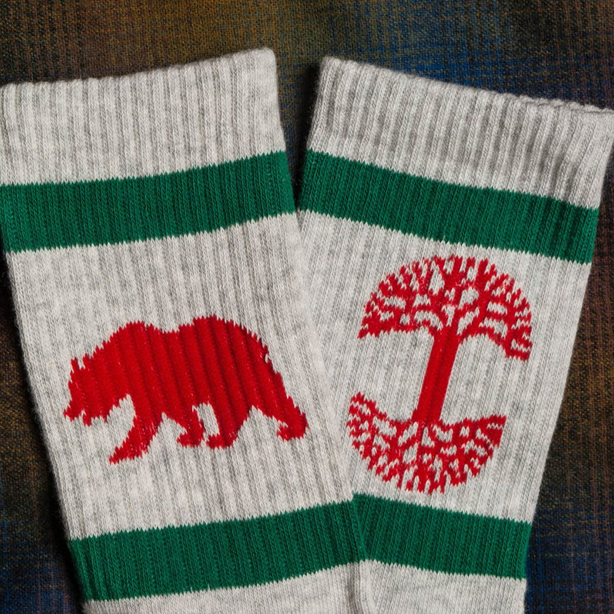 California Flag Sock