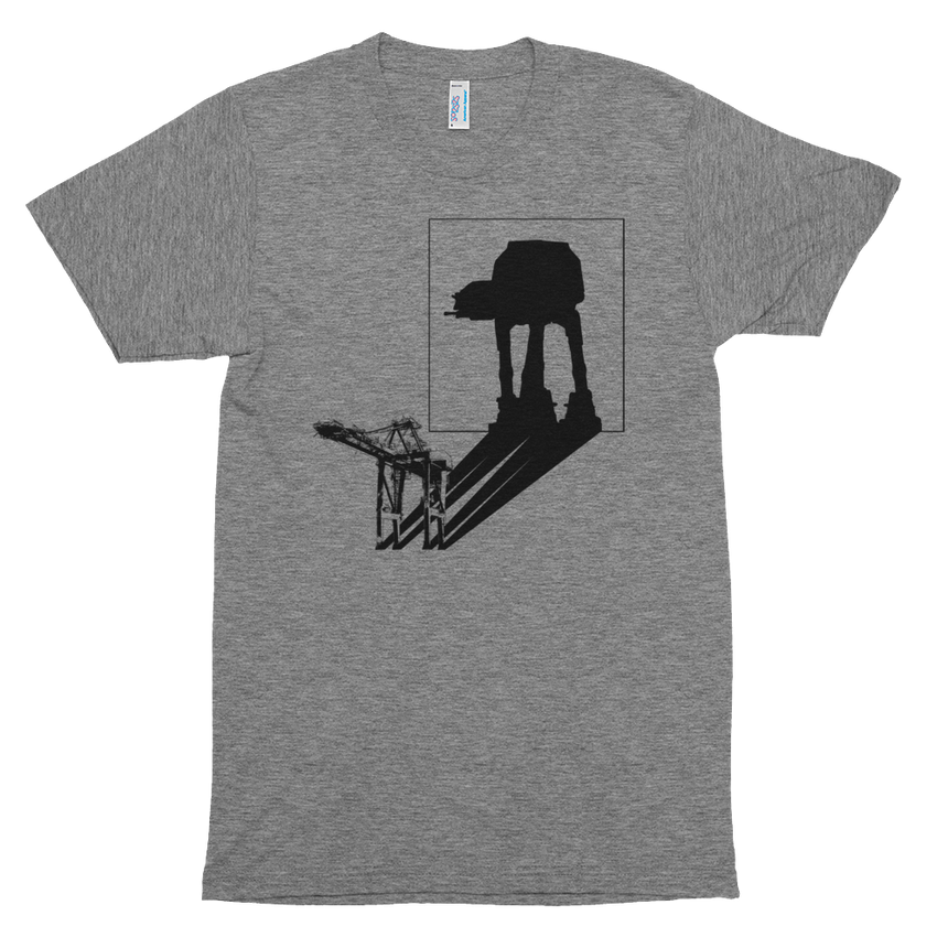 AT-AT Shadow Unisex/Men's Tee