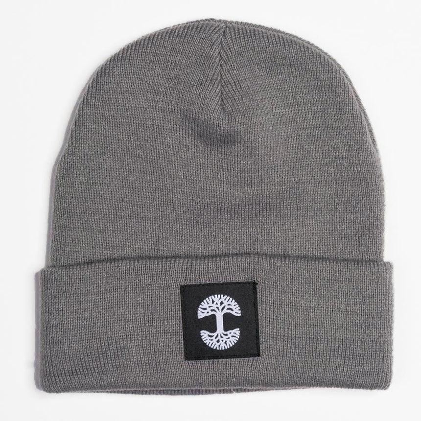 Oaklandish Cuff Beanie Charcoal