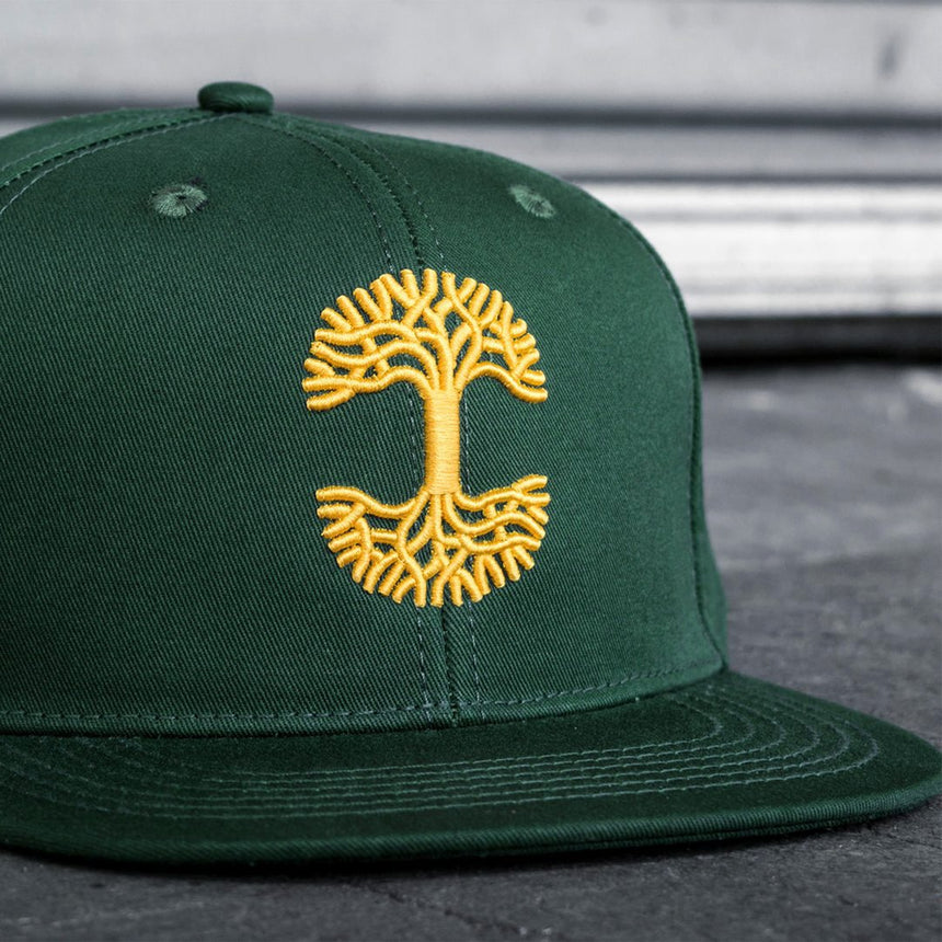 Oaklandish Classic Snapback Forest