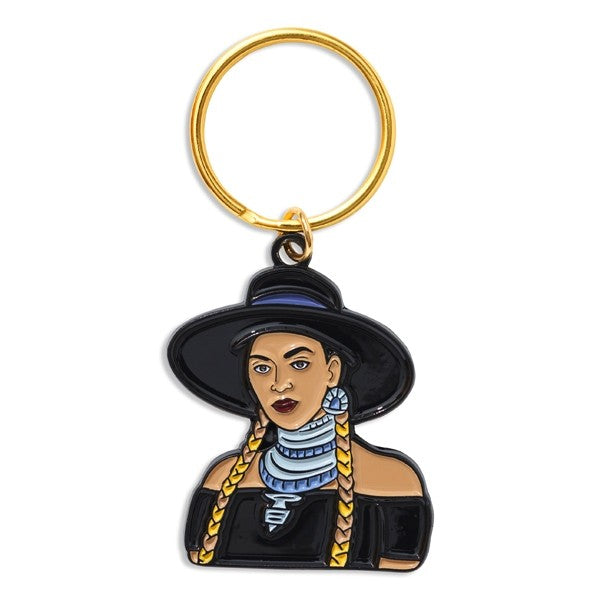 The Found Beyonce Keychain