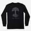 Oaklandish Classic Logo Long Sleeve in Black