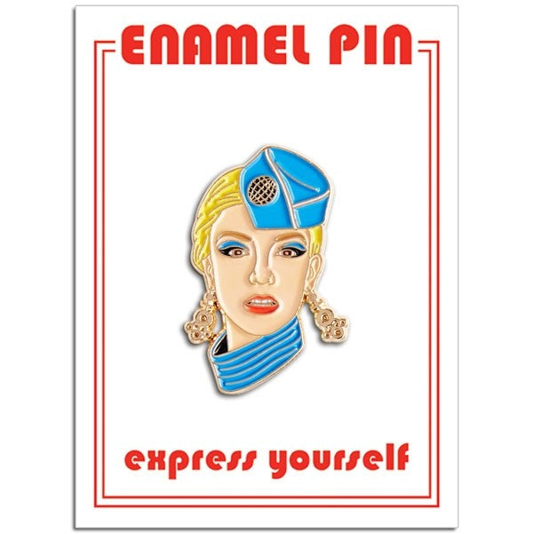 The Found Britney Toxic Pin