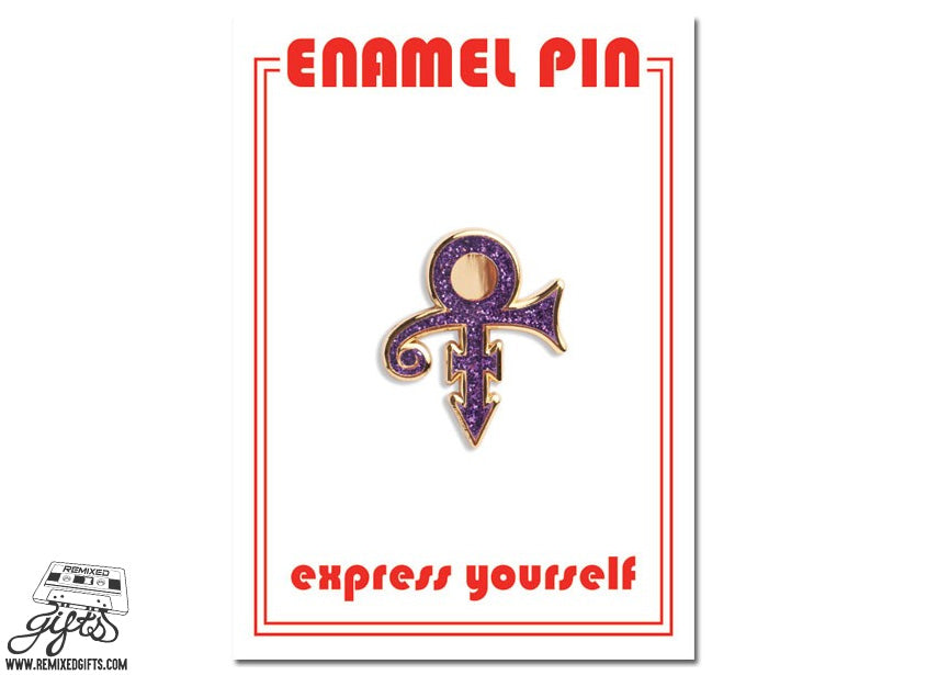 The Found Prince Symbol Pin