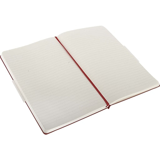 "Moleskine Pocket 1-Subject Professional Notebook (3.5"" x 5.5"") in Red"
