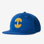 Oaklandish Classic Snapback Royal Blue
