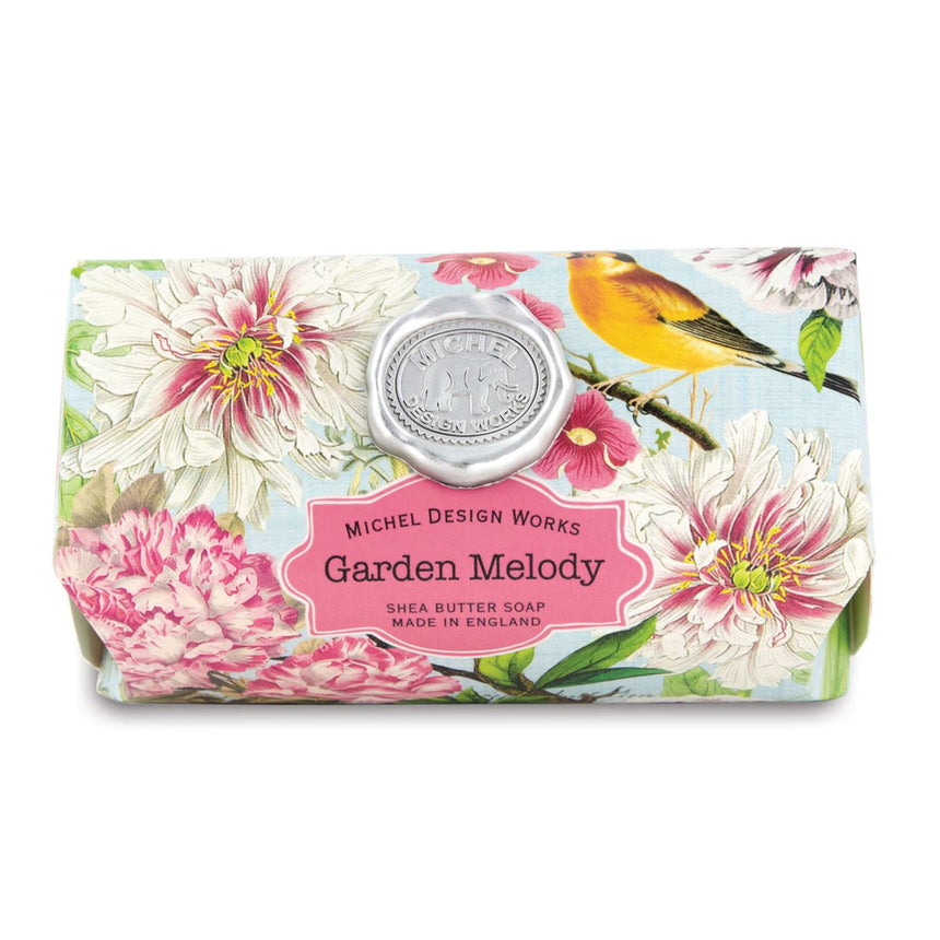 Garden Melody Large Soap Bar