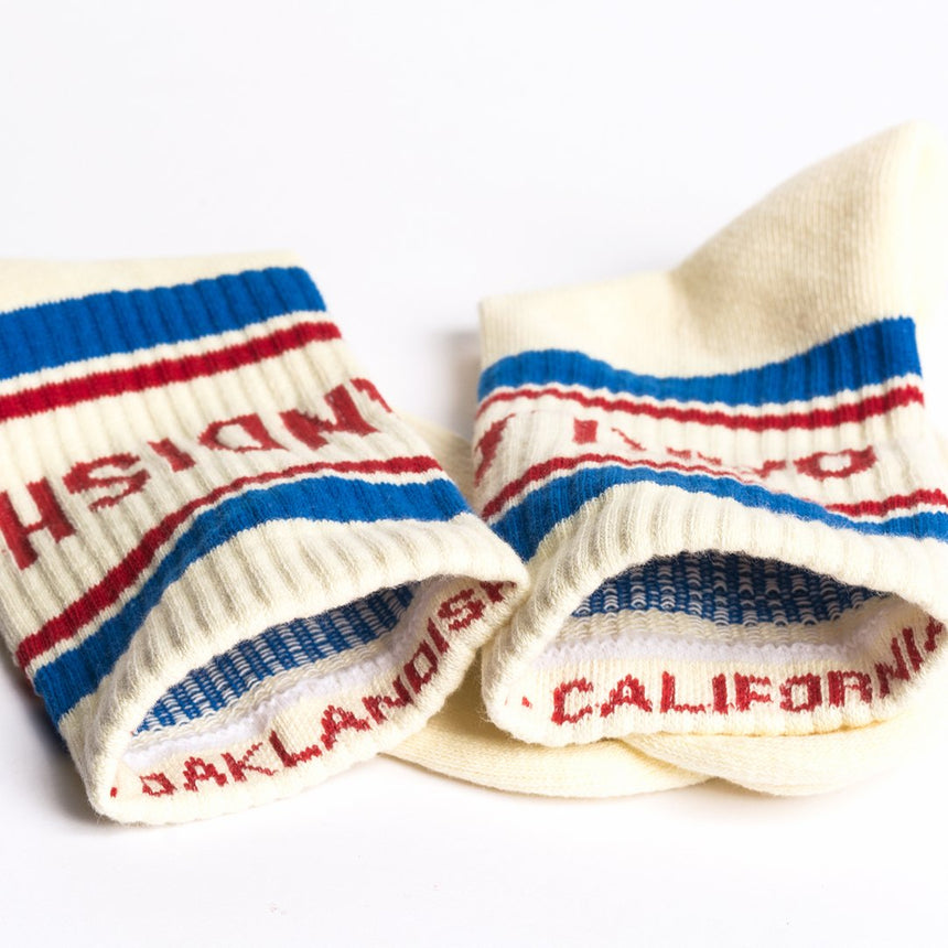 Vintage Oaklandish Socks
