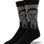 "Men's ""Obama"" Socks in Grey Heather"