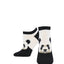 "Women's ""Pandamonium"" Ped Socks"