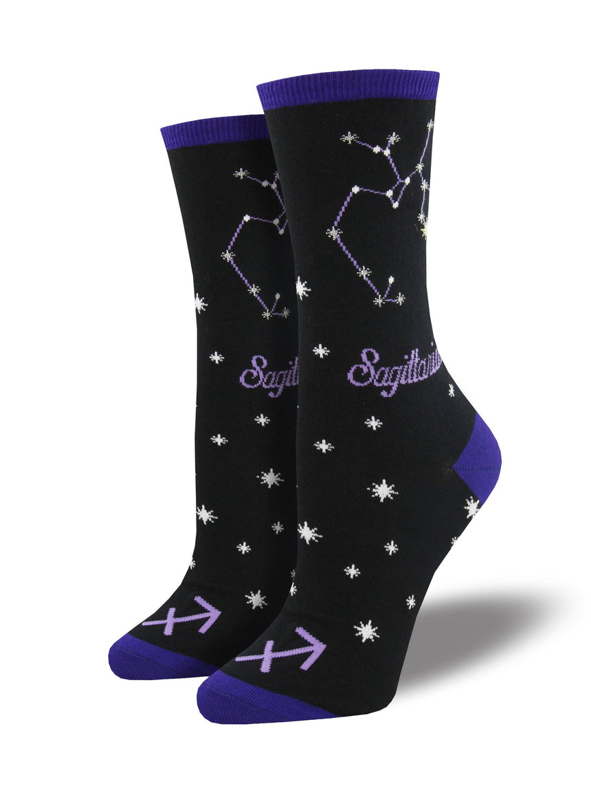 Women's Horoscope Sagittarius Socks