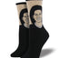 Women's Michelle Obama Socks in Hemp Heather