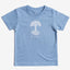 Oaklandish Toddler Classic Logo Tee in Carolina Blue