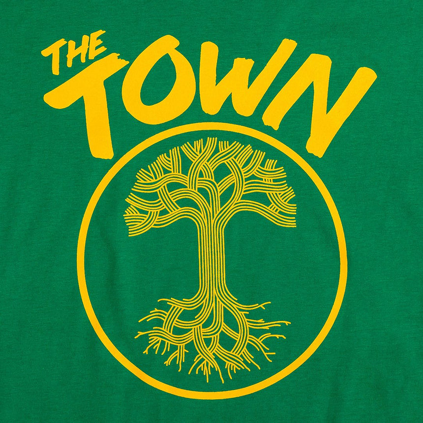 Oaklandish Toddler Forever Tee in Kelly Green