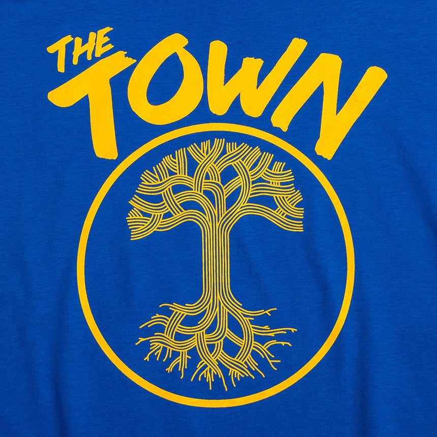 Oaklandish Youth Forever Tee in Royal Blue