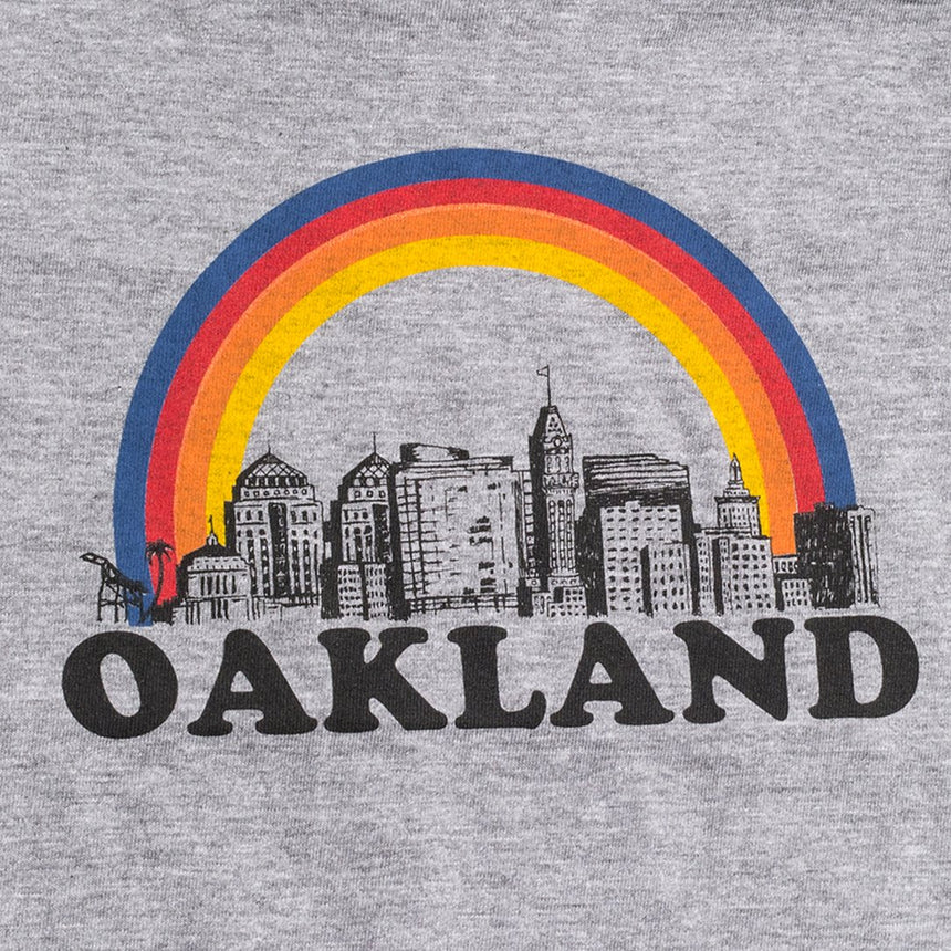 Oaklandish Toddler Somewhere Tee