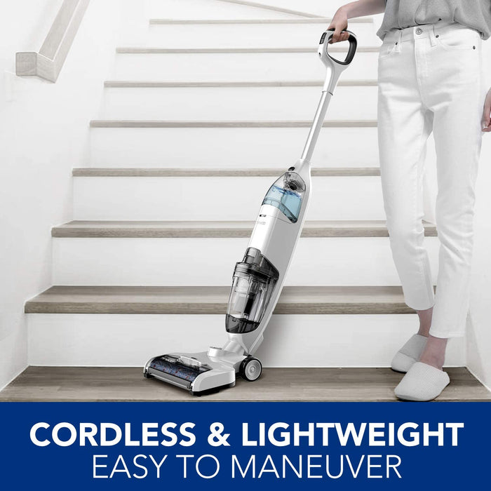 Tineco IFLOOR Cordless, Lightweight, Powerful, Self-cleaning Wet Dry Vacuum