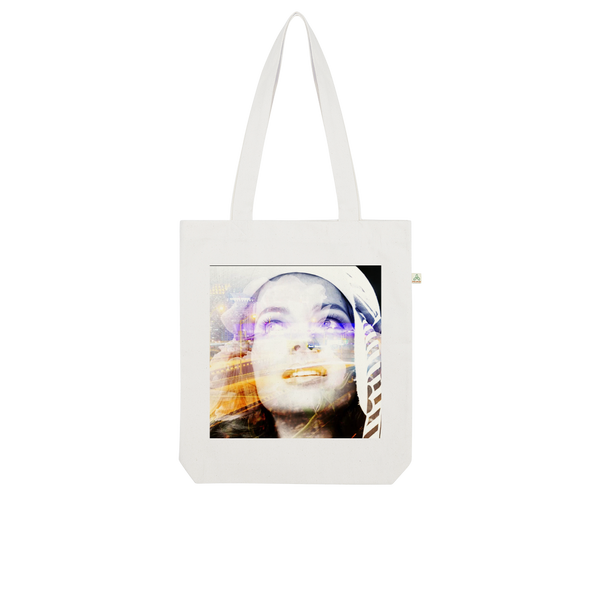 Summertime Organic Tote Bag