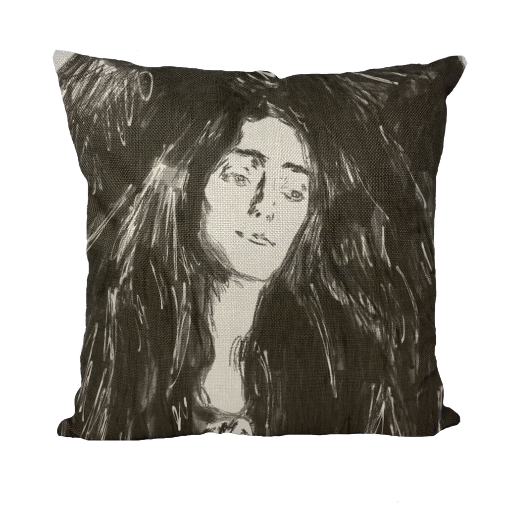 Madonna Throw Pillows