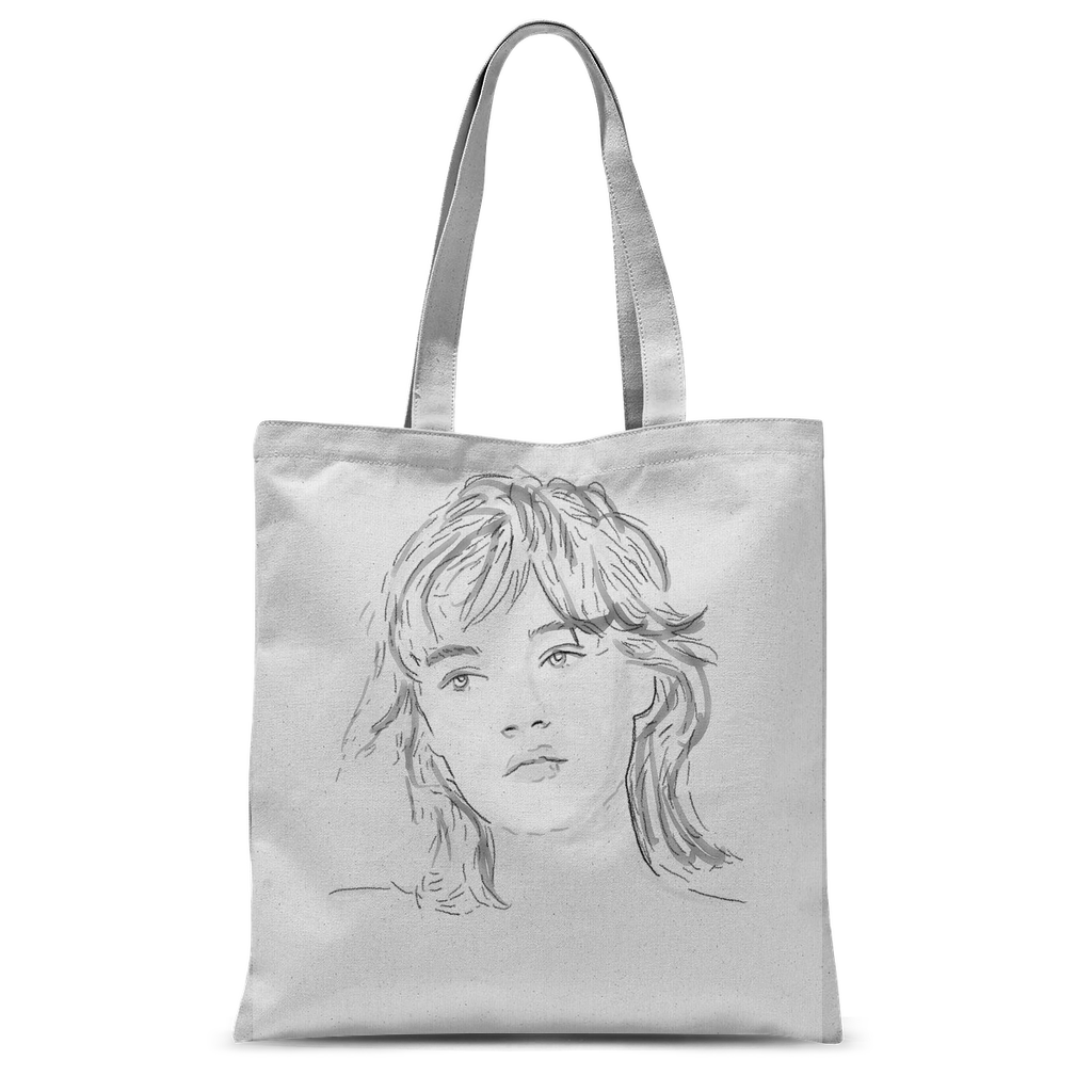 Beauty is everywhere Classic Sublimation Tote Bag