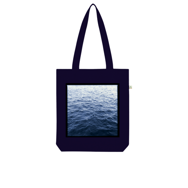 The new wave Organic Tote Bag