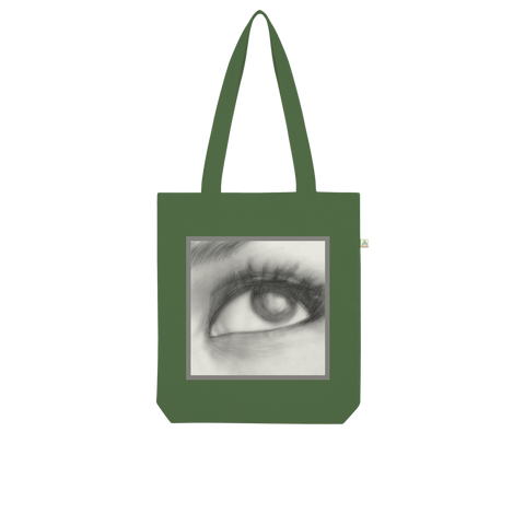 Memories Organic Tote Bag